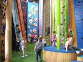 Trip to Clip n Climb. Great day!