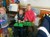 Lego Fun in the Holiday Programme